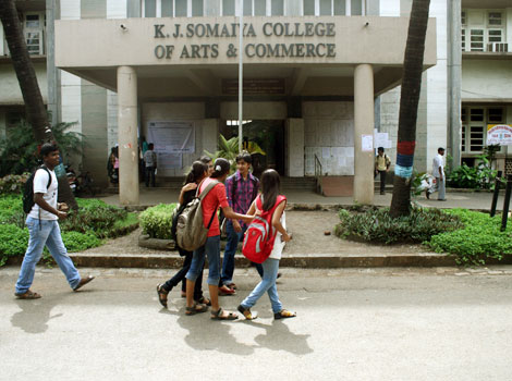 K J Somaiya College Of Arts And Commerce